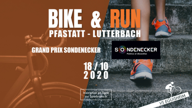 Bike & Run de Pfastatt