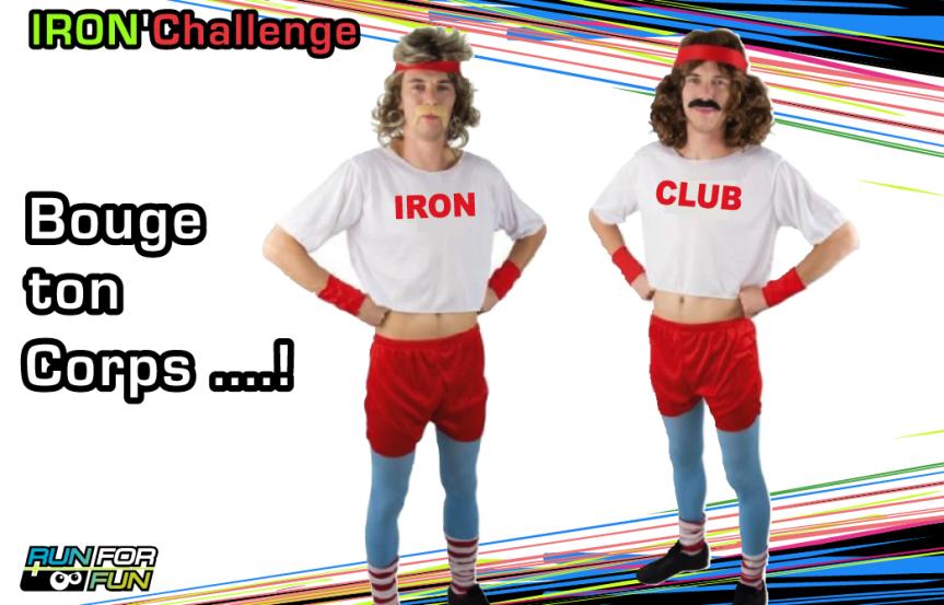 Iron'Challenge «Bouge ton corps»